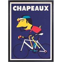 Spencer Wilson - Chapeaux Framed Print, 73 x 53cm