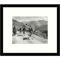 Getty Images Gallery - Mountain Stage Framed Print, 49 x 57cm