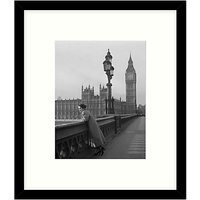 Getty Images Gallery - Taylor In London Framed Print, 49 x 57cm