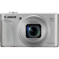 Canon PowerShot SX730 Digital Camera, HD 1080p, 20.3MP, 40x Optical Zoom, Wi-Fi, Bluetooth, NFC, 3 Tiltable Screen with Joby GorillaPod Original Tripod & Travel Case