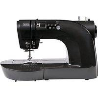 Toyota Oekaki Renaissance Sewing Machine, Black