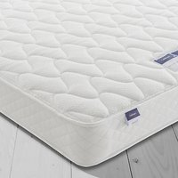 Silentnight Sleep Soundly Miracoil Comfort Mattress, Firm, Super King Size