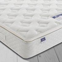 Silentnight Sleep Soundly Miracoil Pillow Top Mattress, Medium, Super King Size