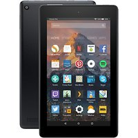 New Amazon Fire 7 Tablet with Alexa, Quad-core, Fire OS, 7, Wi-Fi, 8GB, 7, With Special Offers