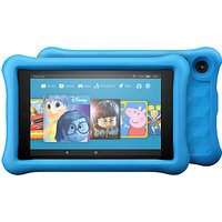 Amazon Fire HD 8 Kids Edition Tablet with Kid-Proof Case, Quad-core, Fire OS, Wi-Fi, 32GB, 8