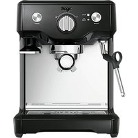 Sage by Heston Blumenthal the Duo Temp Pro Espresso Coffee Machine, Black