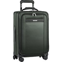 Briggs & Riley Transcend 4-Wheel 56cm Cabin Suitcase, Rainforest