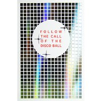 Paperlink Disco Ball Greeting Card