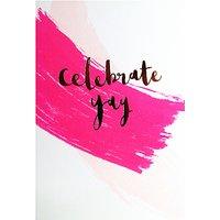 Hotchpotch Celebrate Yay Greeting Card