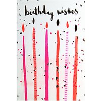 Hotchpotch Birthday Wishes Card