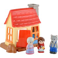 Early Learning Centre HappyLand Little Red Riding Hood Play Set