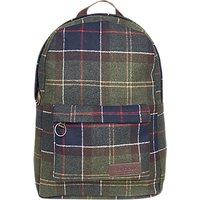 Barbour Carrbridge Backpack, Classic Tartan