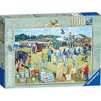 Ravensburger The Country Show Jigsaw Puzzle, 1000 pieces