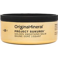 Original & Mineral Project Sukuroi Golden Smoothing Balm, 100ml
