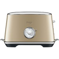 Sage by Heston Blumenthal the Toast Select Luxe Toaster, Champagne
