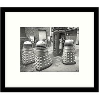 Getty Images Gallery - Exterminate 1965 Framed Print, 57 x 49cm