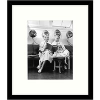 Getty Images Gallery - Finishing Touches 1954 Framed Print, 49 x 57cm