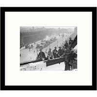 Getty Images Gallery - Tea Break 1931 Framed Print, 57 x 49cm