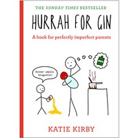 Katie Kirby Hurrah For Gin Book