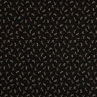 Sevenberry Little Dragonfly Print Fabric, Navy
