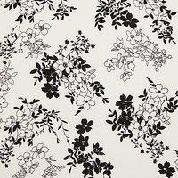 Oddies Textiles Japanese Floral Print Fabric
