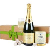 Waitrose Champagne & Truffles Gift