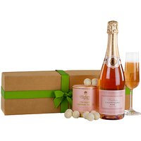 Waitrose Pink Champagne & Truffles Gift