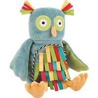 Jellycat Carnival Owl Soft Toy, Multi