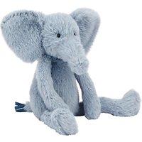 Jellycat Sweetie Elephant Soft Toy, Grey