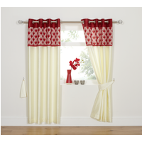 Deco Eyelet Window In A Bag 117 x 183 cm