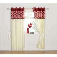 Deco Eyelet Window In A Bag 168x229cm