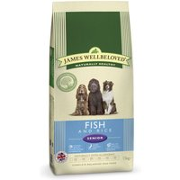 James Wellbeloved Senior - Fish & Rice - Economy Pack: 2 x 15kg