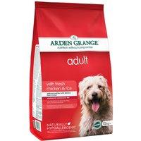 Arden Grange Dog Food Economy Packs 2 x 12kg - Puppy/Junior Large Breed Chicken & Rice