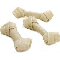 Barkoo Knotted Bone - Pork - 6 Chews (approx. 13cm each)