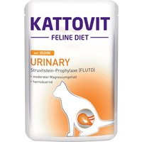Kattovit Urinary Pouches - Veal (6 x 85g)