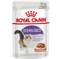 Royal Canin Sterilised in Gravy - 12 x 85g
