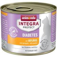 Integra Protect Diabetes 6 x 200g - Poultry