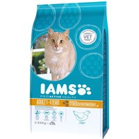 Iams Proactive Health Adult Light in Fat Chicken Dry Cat Food - Economy Pack: 2 x 10kg