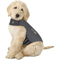 ThunderShirt Dog Anxiety Vest - Grey - S