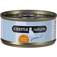 Cosma Nature Mixed Trial Pack - 6 x 70g (6 varieties)