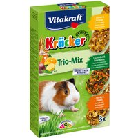 Vitakraft Guinea Pig Cracker Sticks Trio-Mix - 3 x 3 Pack Combo (Honey, Grape, Fruit)