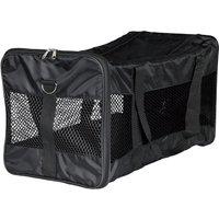 Trixie Ryan Pet Carrier - Black - 54 x 30 x 30 cm (L x W x H)