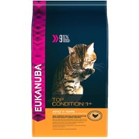 Eukanuba Top Condition 1+ Adult Chicken - Economy Pack: 2 x 4kg