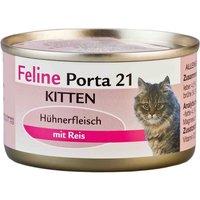 Feline Porta 21 Kitten - 6 x 156g