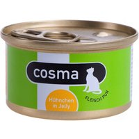 Cosma Original in Jelly Mixed Trial Packs - 6 x 85g