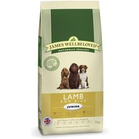 James Wellbeloved Junior - Lamb & Rice - Economy Pack: 2 x 15kg