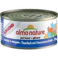 Almo Nature Legend 6 x 70g - Salmon