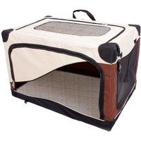 Portable Pet Home - Size L: 91 x 61 x 58 cm (L x W x H)