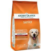 Arden Grange Senior - Chicken & Rice - Economy Pack: 2 x 12kg