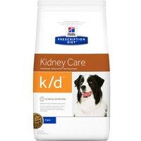 Hills Prescription Diet Canine - k/d Kidney Care - Economy Pack: 2 x 12kg